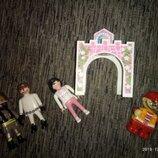 игрушки лотом playmobil geobra -