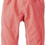 Штаны брюки вельветовые для девочки р. 74 Lupilu Германия