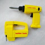 Набор дрель и лобзик Builder Tools