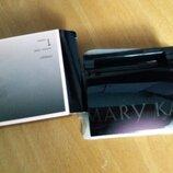 Mary kay новый компактный футляр для румян, теней, пудры подарок