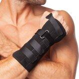 Фиксатор лучезапястного сустава терапевтический Mute 9031 регулируемый размер полиамид, спандекс