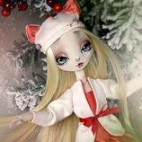 Текстильная авторская кукла единственная в своём роде