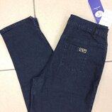 Укороченные джинсы бренда Diana Gilman 1971 .