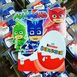 Коллекционный подарочный набор Kinder Uberraschung Pj Masks
