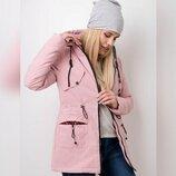 Парка куртка женская весна осень