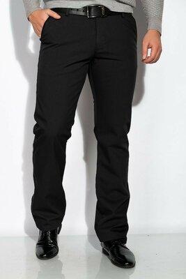 Мужские котоновые брюки на флисе, 29-32р, 85P16853