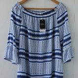 Блуза с открытыми плечиками next