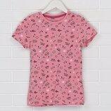 -Новая футболка YFK, р.128, на 7-8 лет