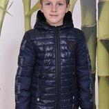 демисезонная куртка для мальчика Порш