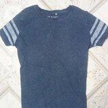 Фирменная футболка для мальчика на рост 128см