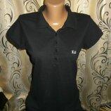 Женская футболка с воротником поло Kid