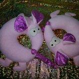 Влюблённая Розовая Мышка