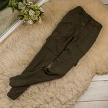 Очень стильные качественные брюки от Marks & Spencer рр 10 наш 44