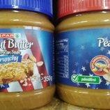 Арахисовое масло Gina Creamy American Style Германия / Peanut Butter Creamy / экстра-нежная арахисо