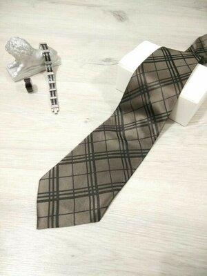 Фирменный стильный мужской галстук. Чоловіча краватка.