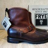 Мужские зимние ботинки Frye оригинал, размеры 42, 43, 44 кожа, мех