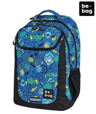 Herlitz Be.Bag Active Monster Party молодежный рюкзак