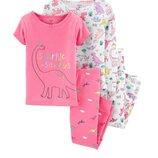 Пижама для девочки рр.92-116 Динозавры Carter's Картерс