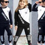 Акция Теплые костюмы Adidas
