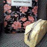 Новая косметичка women'secret в фирменном пакете
