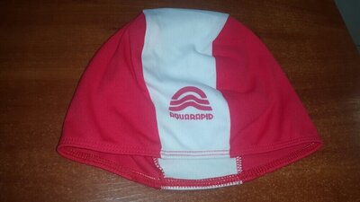 Тканевая шапочка для бассейна плавания Aquarapid