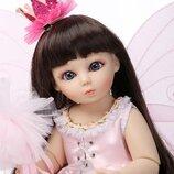 Кукла реборн. Reborn doll. Размер 45 см. Девочка-Фея Сабринелла. Модная кукла. Высокое качество