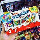 Сладкие бегемотики Kinder Happy Hippo