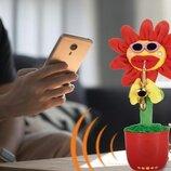 Портативная Bluetooth колонка Dancing Flower G26