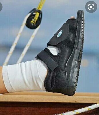 Ортопедическая,терапевтическая обувь под гипс, барука.