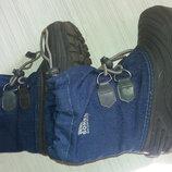 Термо сапоги Sorel 29-30р 19 см ботинки сапожки