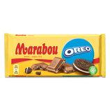 Шоколад молочный Marabou Oreo 185 g