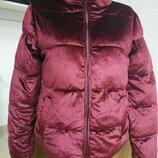 Классные зимние короткие курточки
