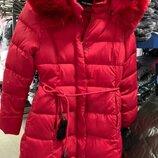 Красивая зимняя куртка 44р. Опт цена