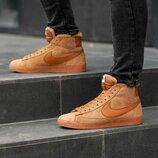 Кроссовки зимние мужские Nike Blazer