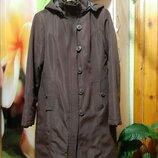 Куртка пальто с капюшоном Promod