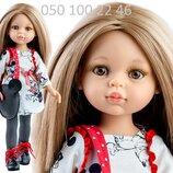 Испанскся кукла Карла без челки, Микки Маус, 04437, Paola Reina, Паола Рейна