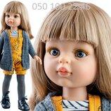 Испанская кукла Карла с челкой, 32, 34 см, 04433, Паола Рейна, Paola Reina