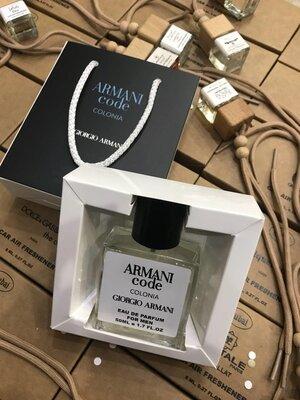 Giorgio Armani Code Colonia 50 мл