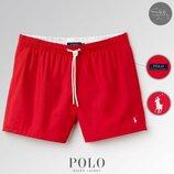 Мужские пляжные шорты Polo Ralph Lauren Swimming Trunks разные цвета