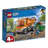 Lego City Garbage Truck Конструктор Лего сити Мусоровоз 60220