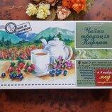 Подарочные наборы травяного чая из Карпат