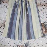 Крсивая пляжная юбка/сетка ажурная/размер универсальный