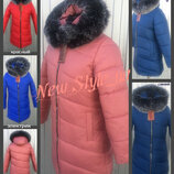 40-50, Куртка жіноча зимова. Куртка женская зимняя, куртка с капюшоном