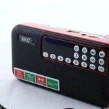 Колонка портативная SPS TC 2488 U188 работают на аккумуляторах