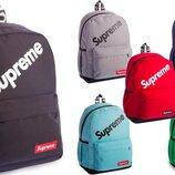 Рюкзак городской Supreme 207 ранец Supreme размер 44x31x15см, 6 цветов