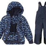 Зимний мембранный костюм куртка и полукомбинезон Crivit Pro