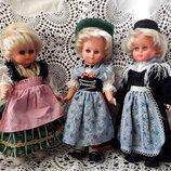 кукла Hans Volk, Западная Германия, 26 см