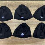 шапки двойные