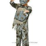 Зомби 7-8 лет костюм карнавальный хэллоуин