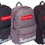 Рюкзак городской Supreme 0510 ранец Supreme размер 42x30x13см, 3 цвета